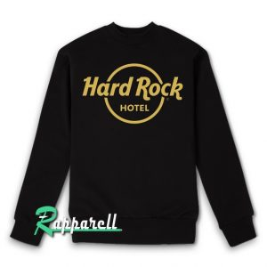 A Hard Rock Hotel is opening in Budapest Sweatshirt