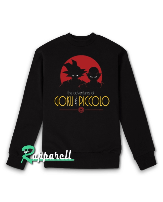 Adventures of Goku & Piccolo Sweatshirt