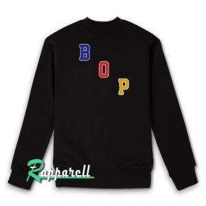 BOP Print-Unisex Adult Sweatshirt