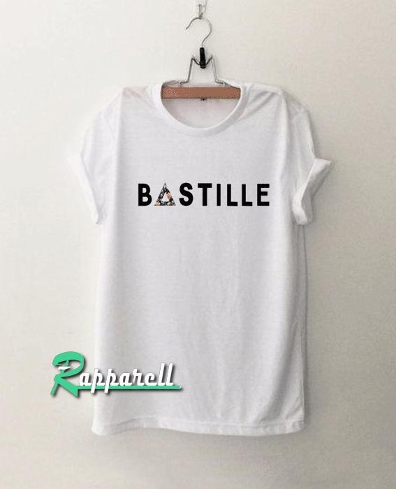 Bastille Nebula Tshirt