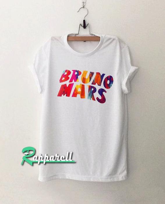 Bruno Mars Tshirt