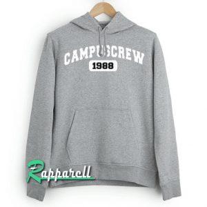 Campus Crew 1988 Hoodie