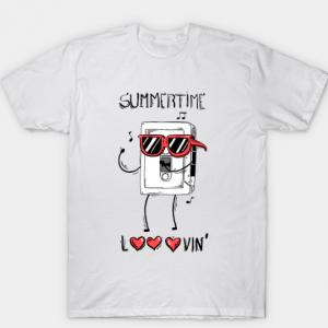 Summertime looovin Tshirt