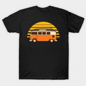 Sunset Van Tshirt