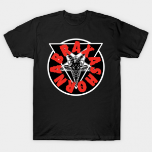 Abraxas Horn Logo Tshirt