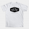 Trail Mix Logo Black Tshirt