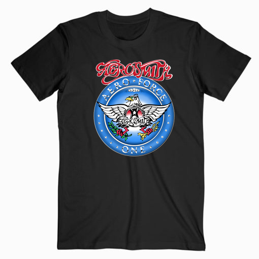 Aerosmith Aero Space Tshirt