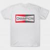 CHAMPION BRAD PITT Tshirt