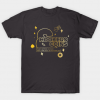 Hookers and Coins 2 - golden Tshirt