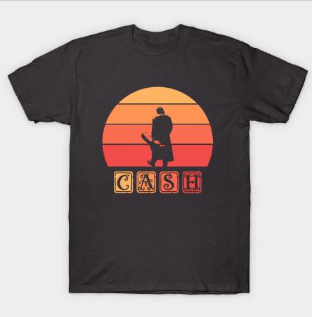 Johnny Cash Tshirt