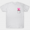 PEPPA! What are you doing in my pocket Tshirt