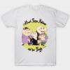 Peppa Pig x Addams Family - Meet Peppa Addams and her Family Tshirt