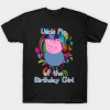 Uncle Pig of the Birthday Girl Tshirt