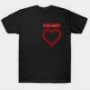 Vacancy in the heart Tshirt
