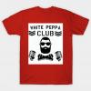 White Peppa Club Tshirt