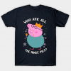 Who Ate All the Mince Pies Tshirt