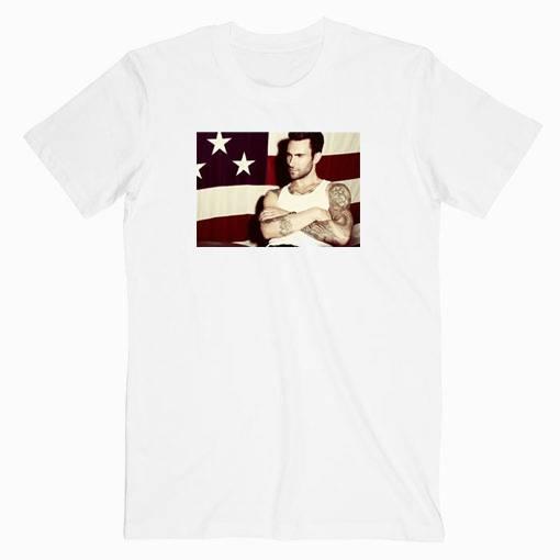 Adam Levine Tshirt