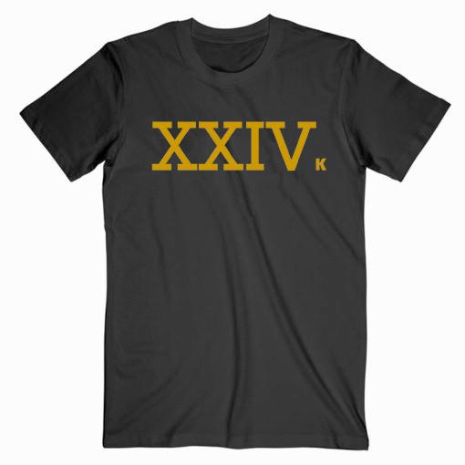 Bruno Mars XXIV Tshirt