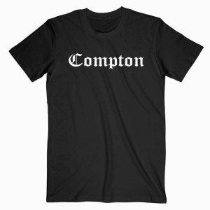 Compton Rap Hip Hop Tshirt