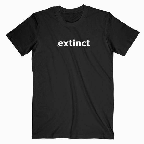 Extinct Tshirt