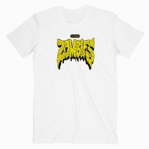 Flatbush Zombie Yellow Tshirt