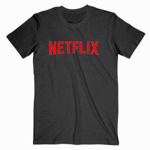 Netflix Logo Tshirt