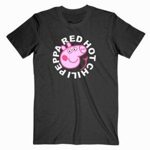 Red Hot Chili Peppa Unisex Tshirt