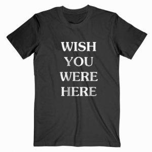 Travis Scoot Wish You Wish Here Tshirt