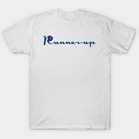 Champion Runner-up Tshirt