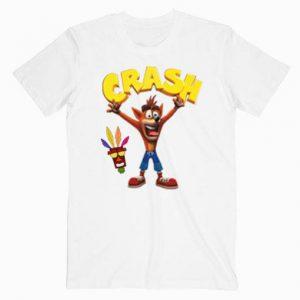 Crash bandicoot Tshirt