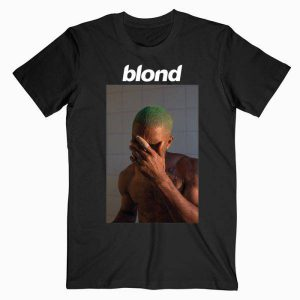 Frank Ocean Shirt Endless Blonde Boys Tshirt