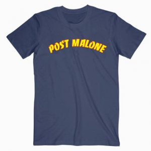 Post Malone Thrasher Flame Music Tshirt