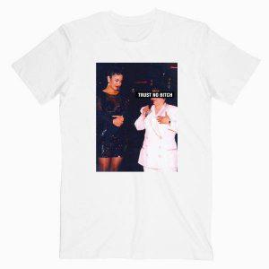 Selena Trust No Bitch Tshirt
