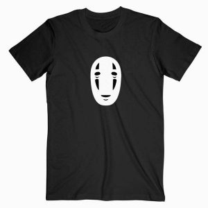 Sprited Away Mask Tshirt