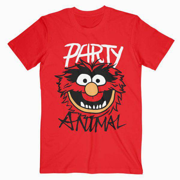 The Muppets Party Animal Tshirt