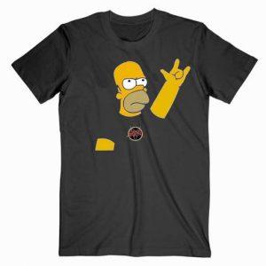 The Simpson Slayer Tshirt