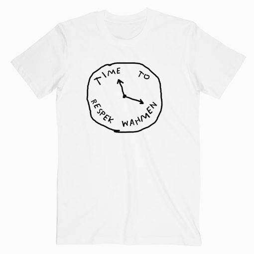 Time To Respek Wahmen PewDiePie Tshirt