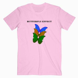 Travis Scott Butterfly Tshirt