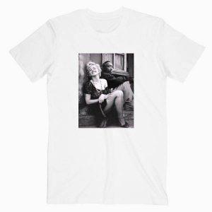 Tupac Marilyn Monroe Tshirt