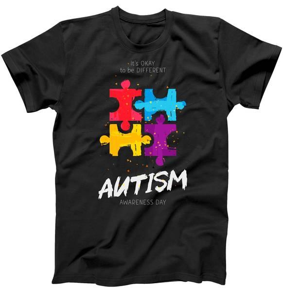 Autism Awareness Day Tshirt