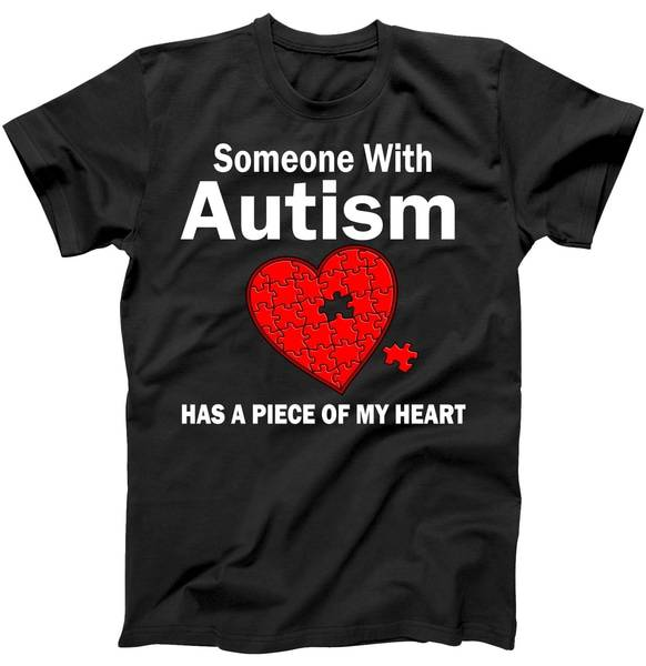 Autism Has A Piece Of My Heart Tshirt