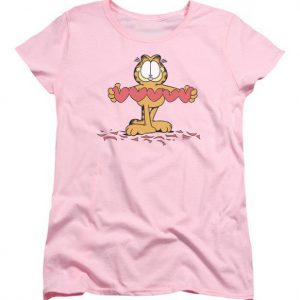 Garfield Sweetheart Women's Tshirt