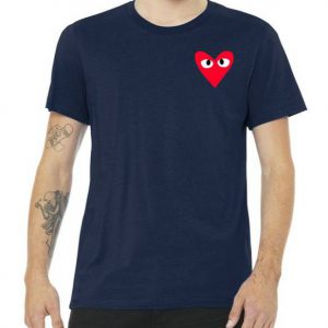 Little Pocket Heart Cute Tshirt