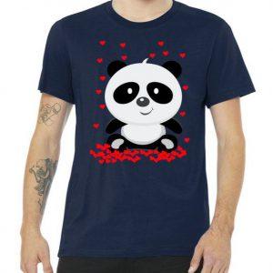 Panda Love Tshirt