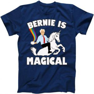 Bernie Is Magical Tshirt