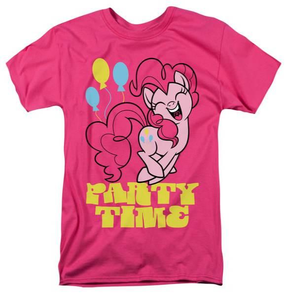 My Little Pony Party Tim Tshirt