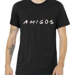 Amigos Spanish Logo Tshirt
