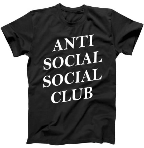 Anti Social Social Club Tshirt