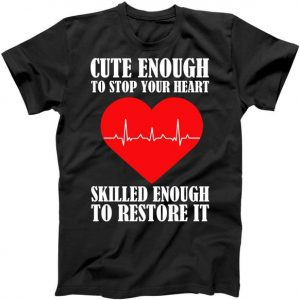 Cute Skilled Nurse Tshirt