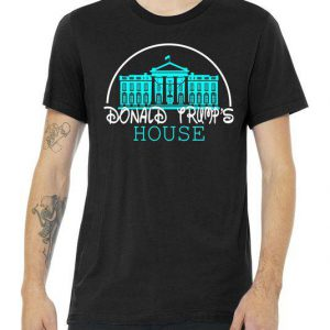 Donald Trump's White House Tshirt